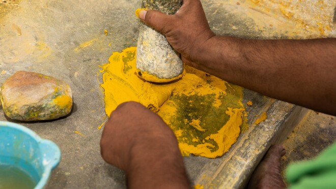 Rogan Art from Kutch