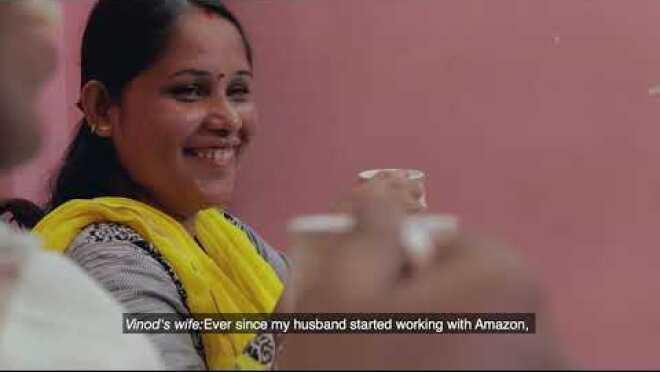 I Have Space - a unique program of Amazon India