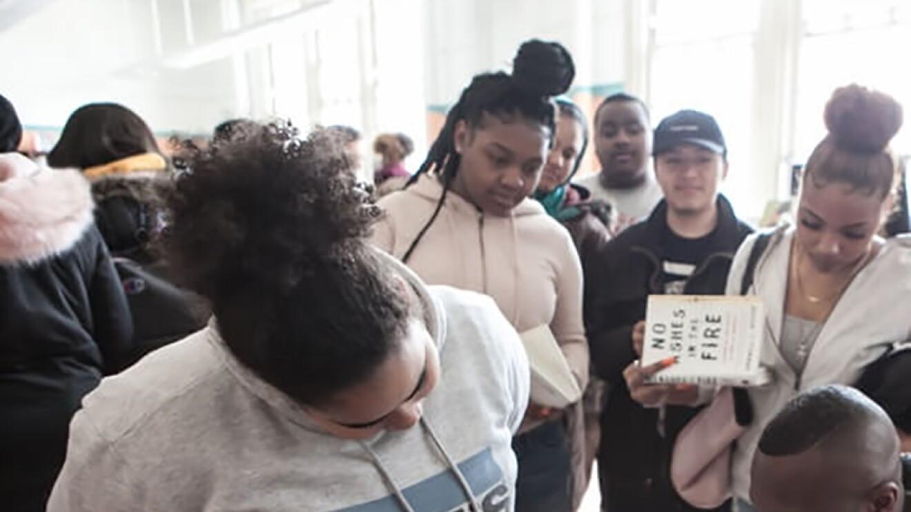 Amazon Literary Partnership grant recipient organization