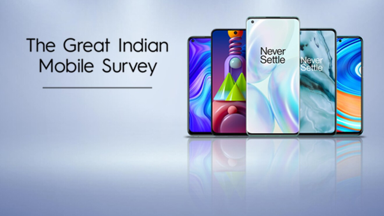 Survey header Amazon India