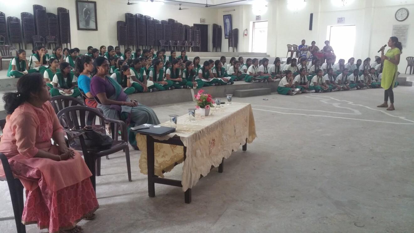 Coding workshop in Chennai