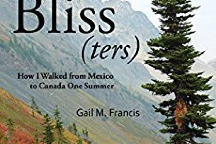 "Cover of the book ""Bliss(ters) by Gail M. Francis"