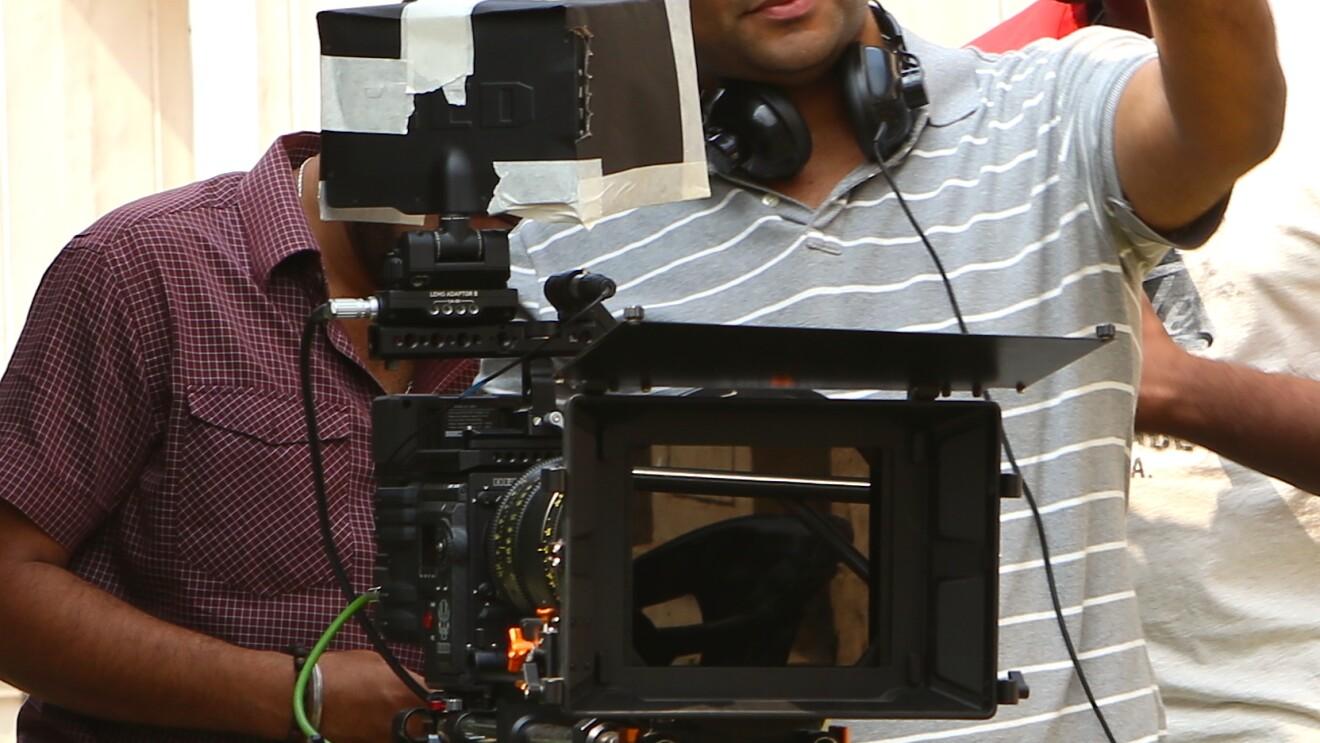 Mayank Sharma, director of 'Breathe'