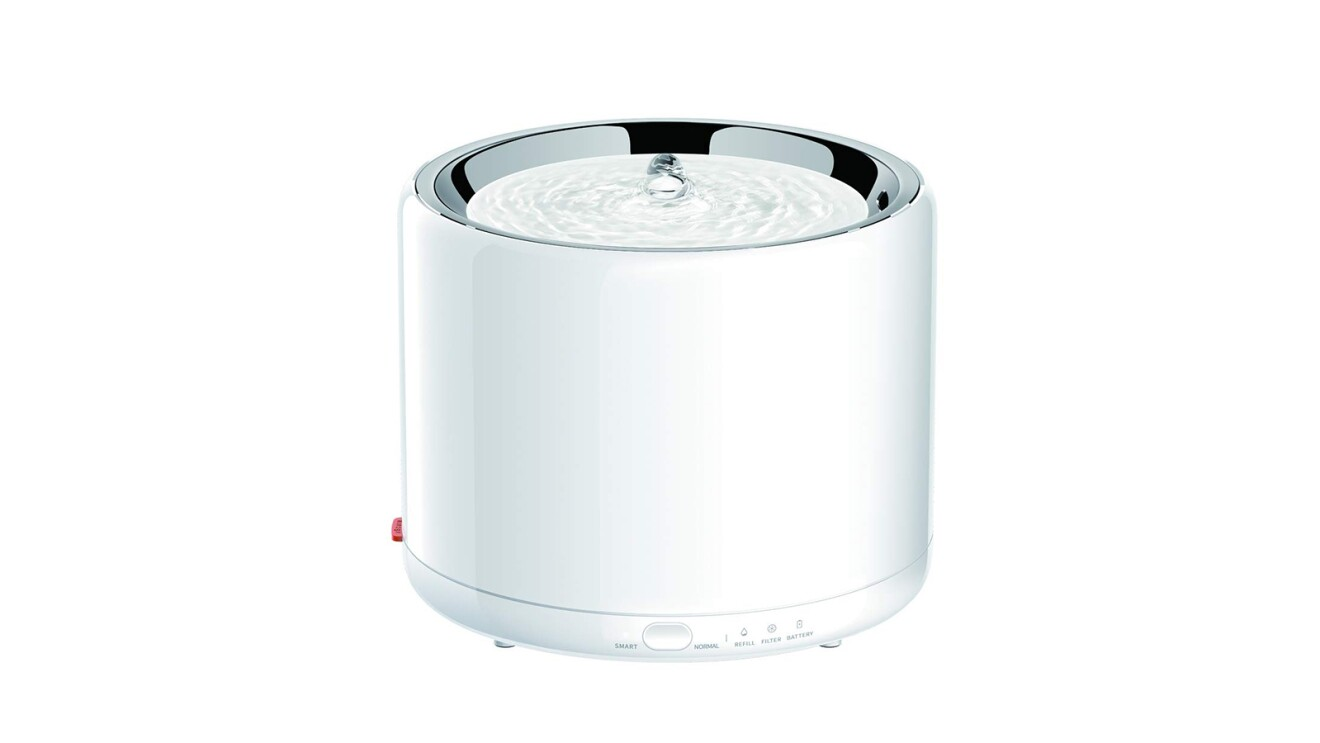 Petkin smart drinking fountain for pets