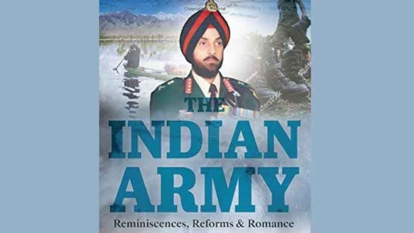 Indian Army by Gen Panag