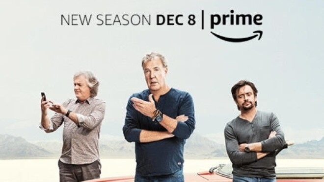 Amazon Originals: The Grand Tour (Season 2)