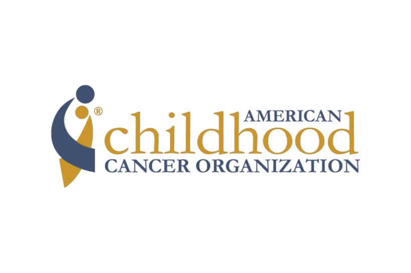 The logo of the American Childhood Cancer Organization