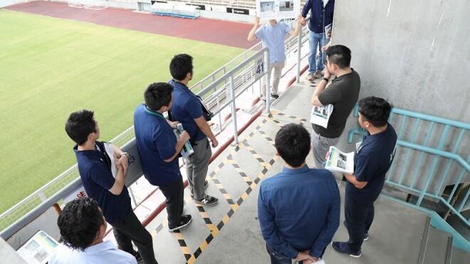 Amazonが、プロサッカーチーム「サガン鳥栖」と交流会を実施!