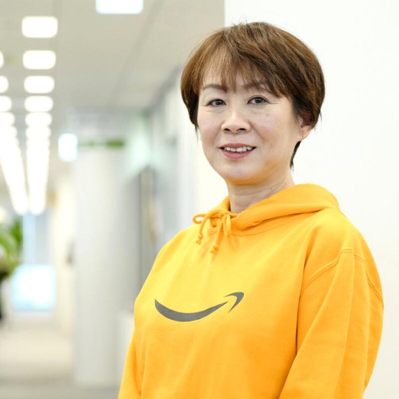 渡辺朱美さん