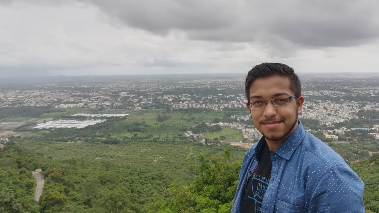 Alexa sSkills developer Ashish Jha