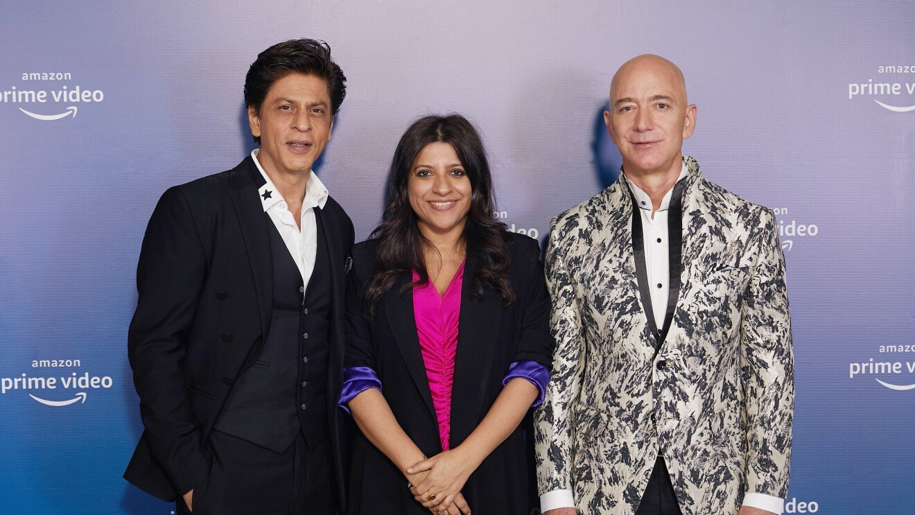 SRK Zoya and Jeff - PV event