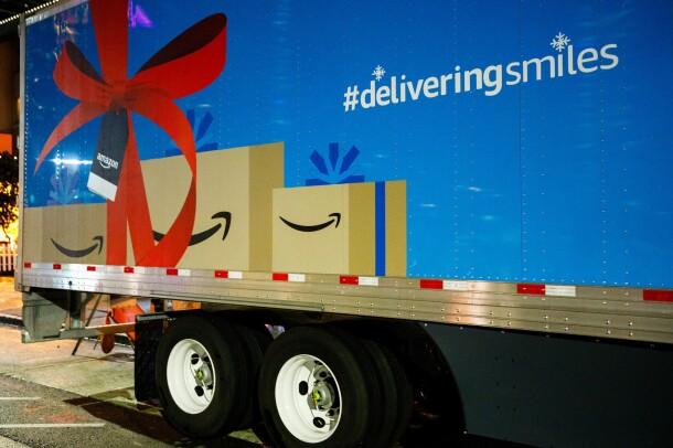 Delivering Smiles