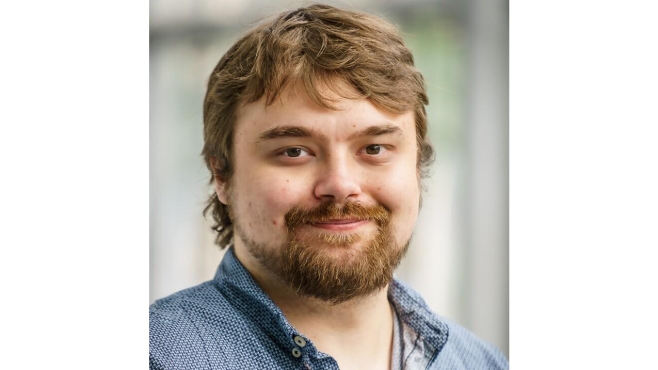 A headshot of Jakub Konrád, a CTU PhD student and Alquist's team leader.