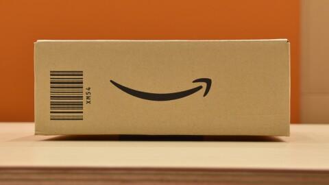 Amazon Box orange shared
