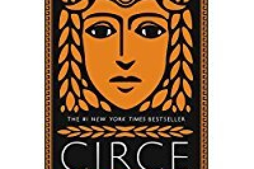 The cover of the book The Circe