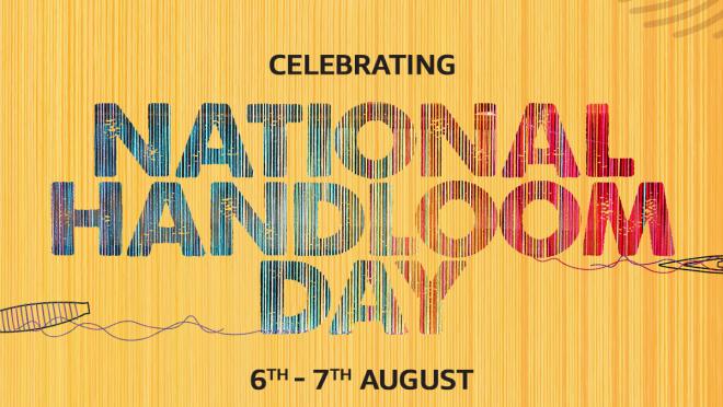 national handloom day in India