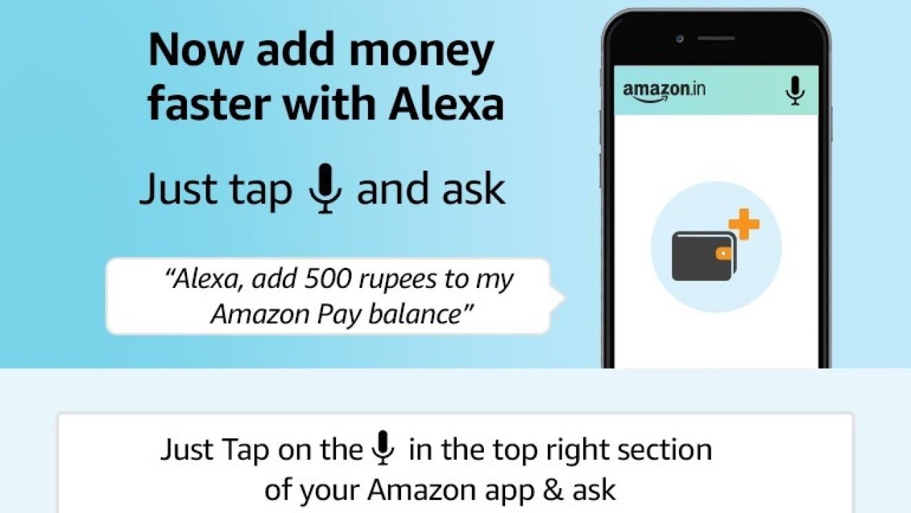 Alexa Amazon Pay