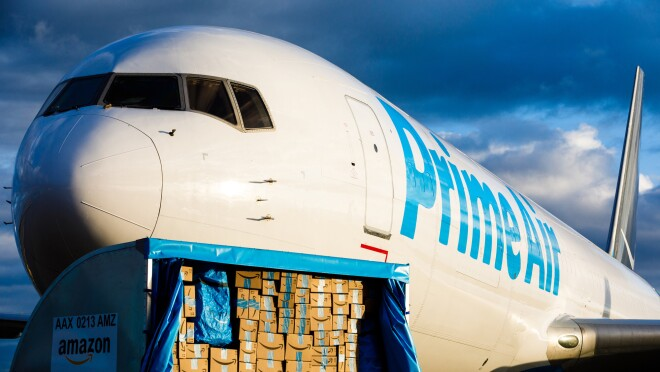 How to pack a Prime airplane
