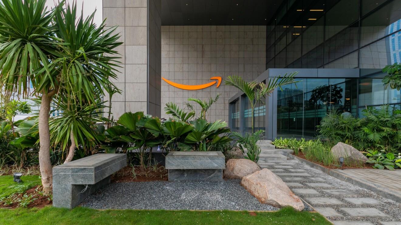 Amazon's Hyderabad Campus