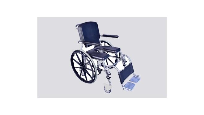 An Arcatron wheelchair.