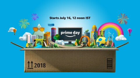 Amazon India announces the Prime Day dates. It begins July 16, 12 noon IST