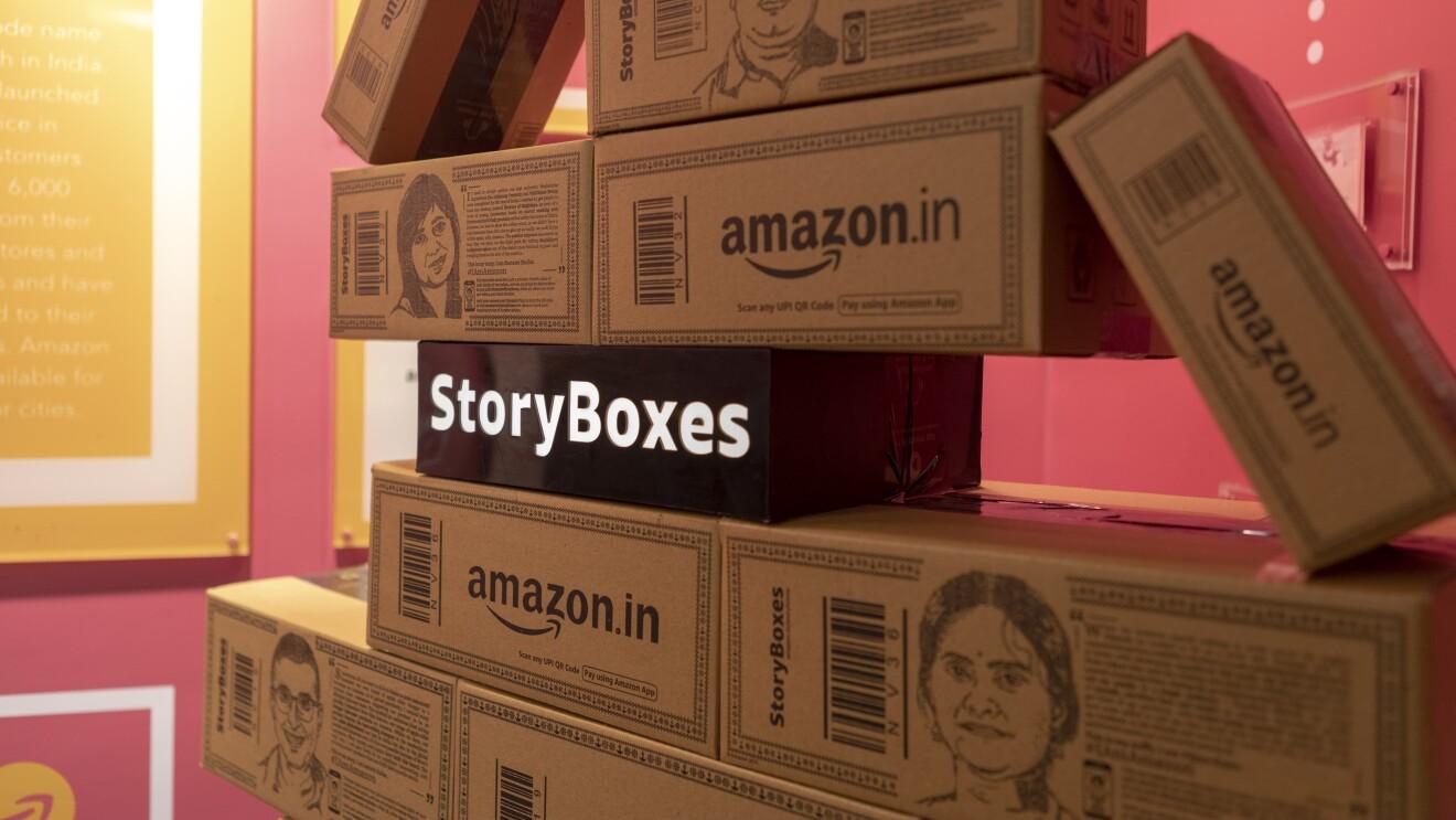 Story Box New Amazon India