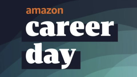 「働く」について考える「Amazon キャリアデー2021」を開催