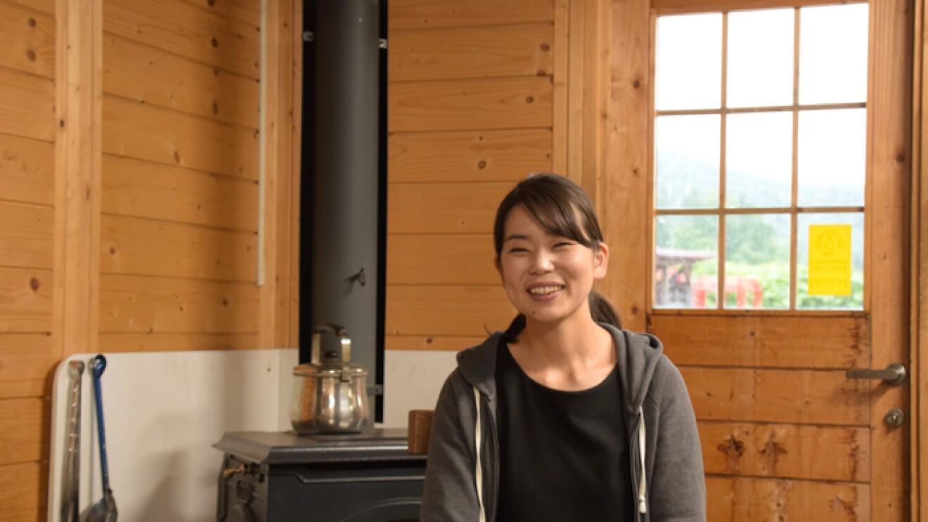 原野知有紀さんの写真