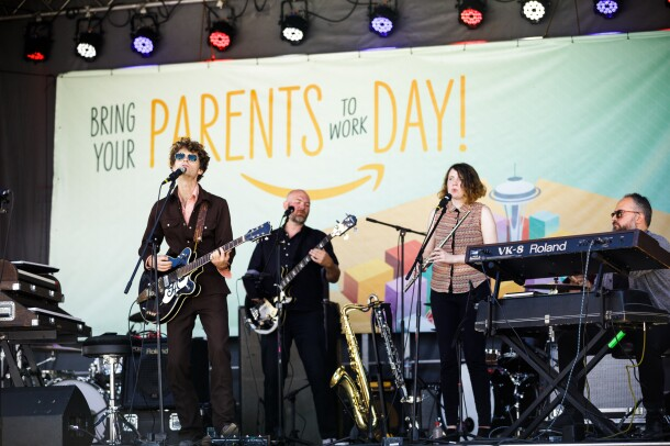 Bring Your Parents to Work Day 2017