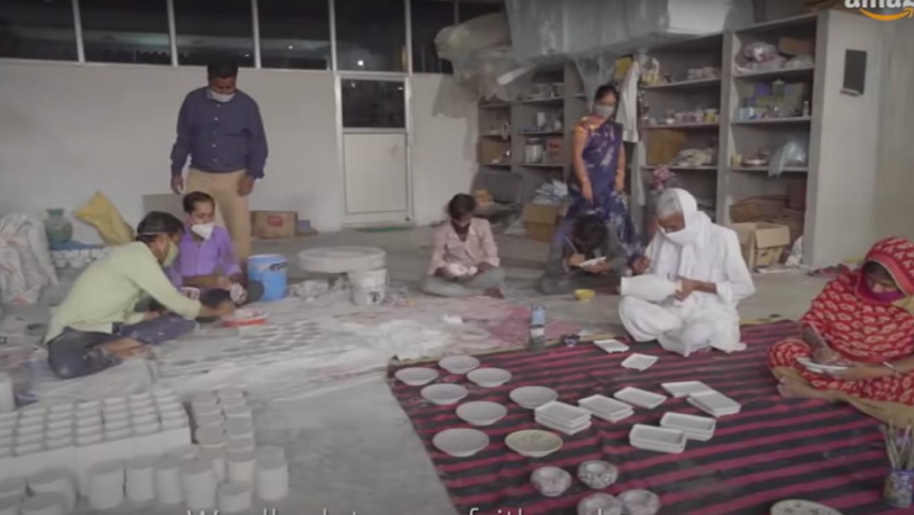 Seller mask Amazon India
