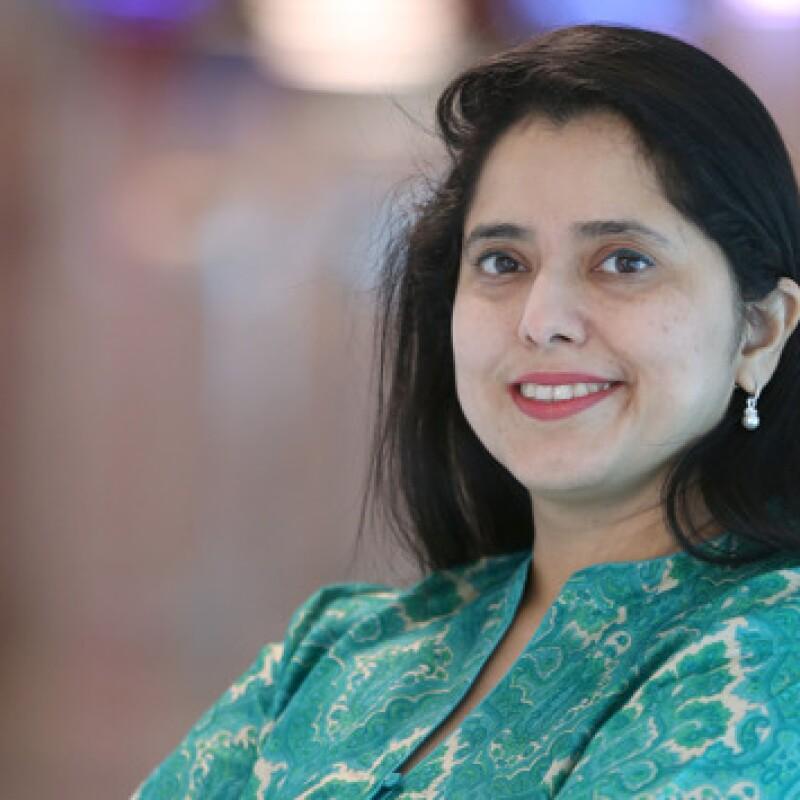 Swati - Director of HR, Amazon India Operations image