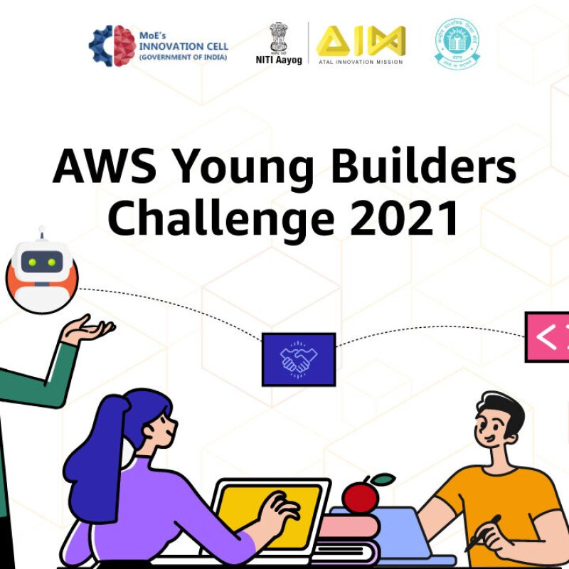 AWS young builders Challenge image