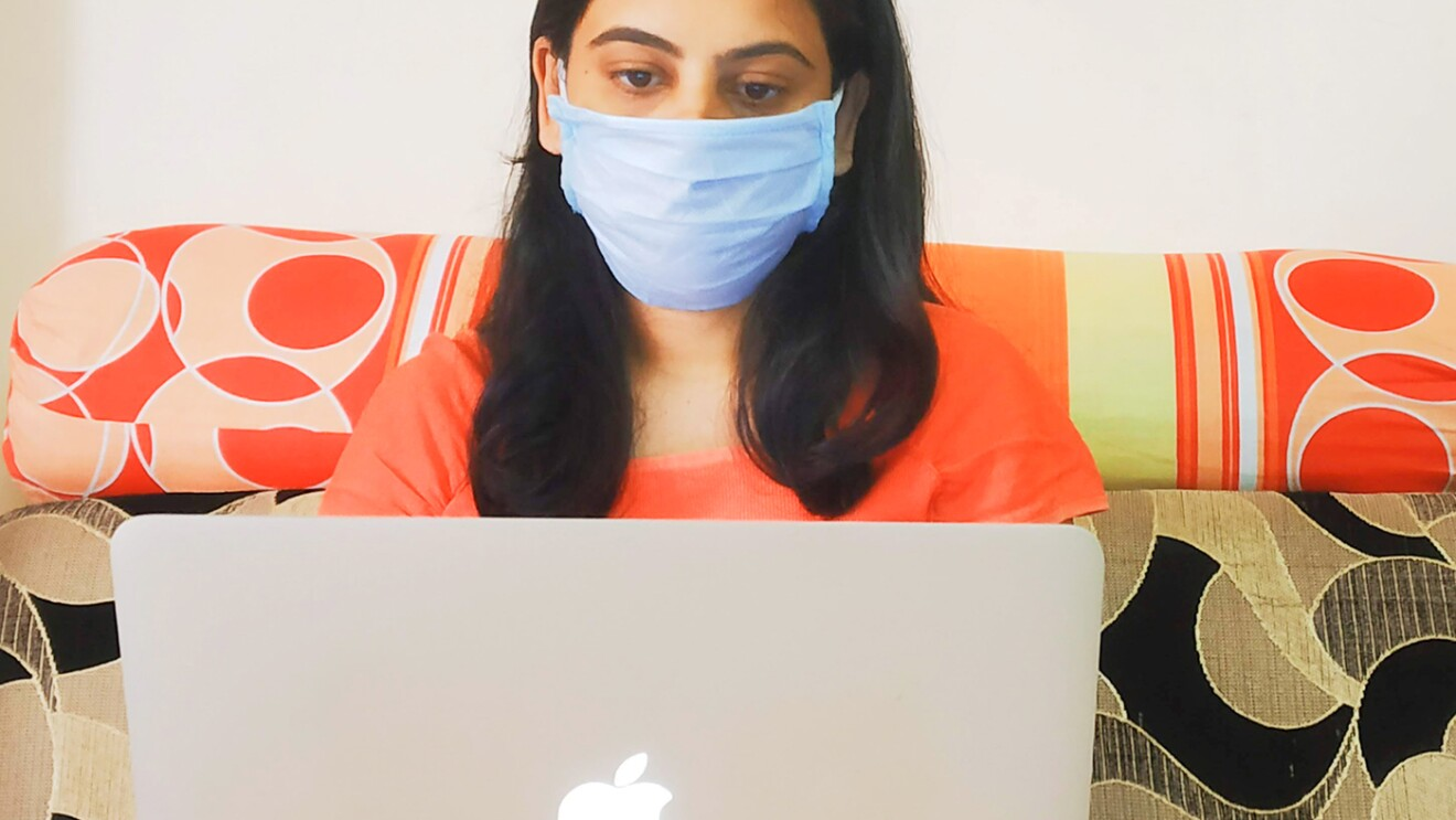 AWS data center employees work from home and continue to support customers during the COVID-19 pandemic