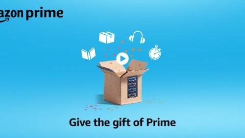 Amazon India Prime Gifitng