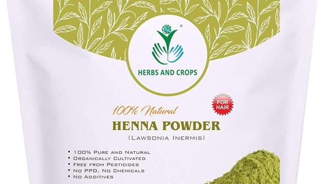 Herbs and crops