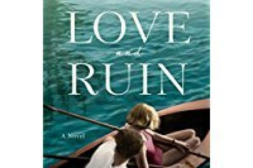 The cover of the book Love and Ruin by Paula McLain