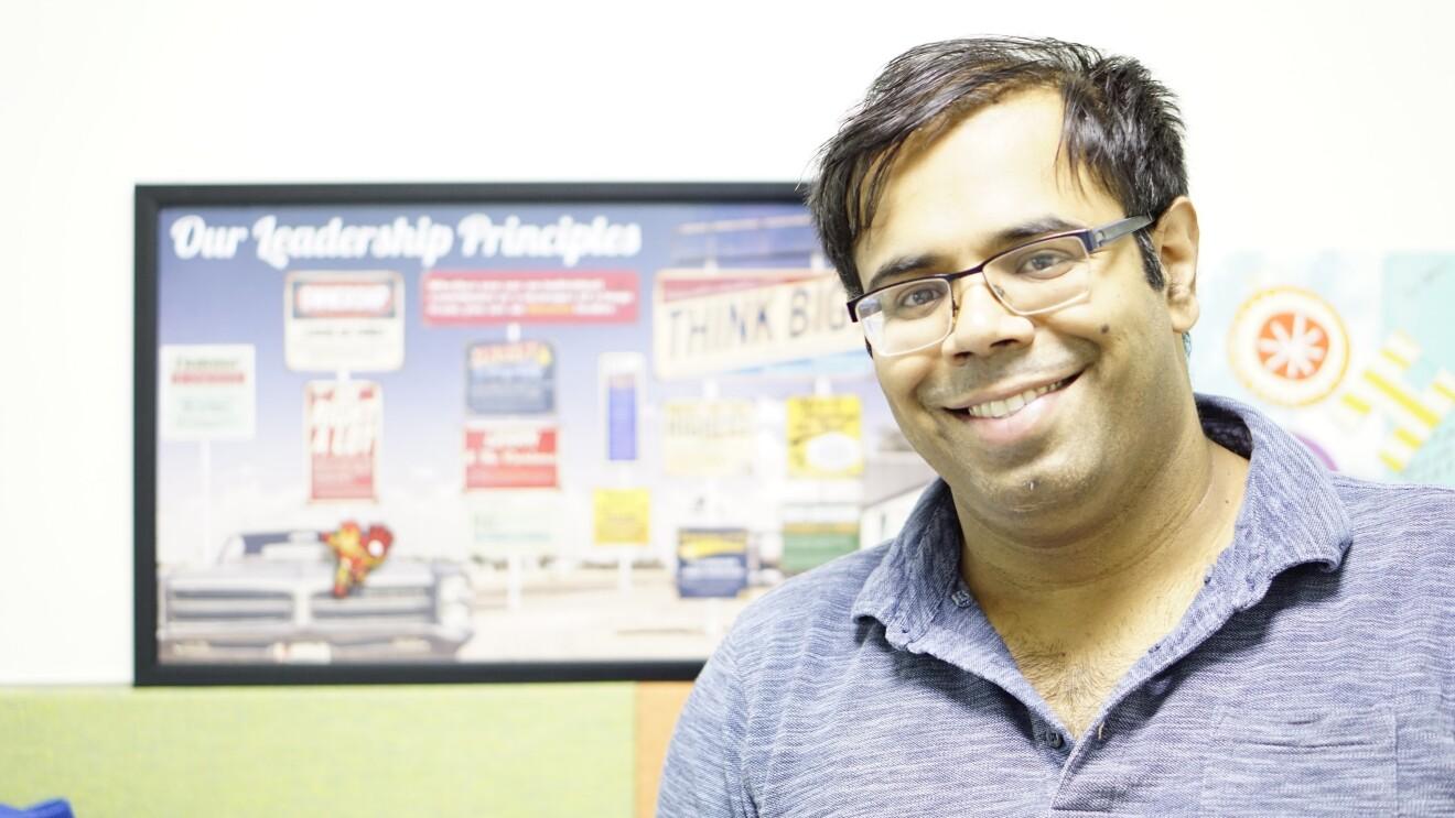 Bikramji Singh Walia, Director HR, Amazon India