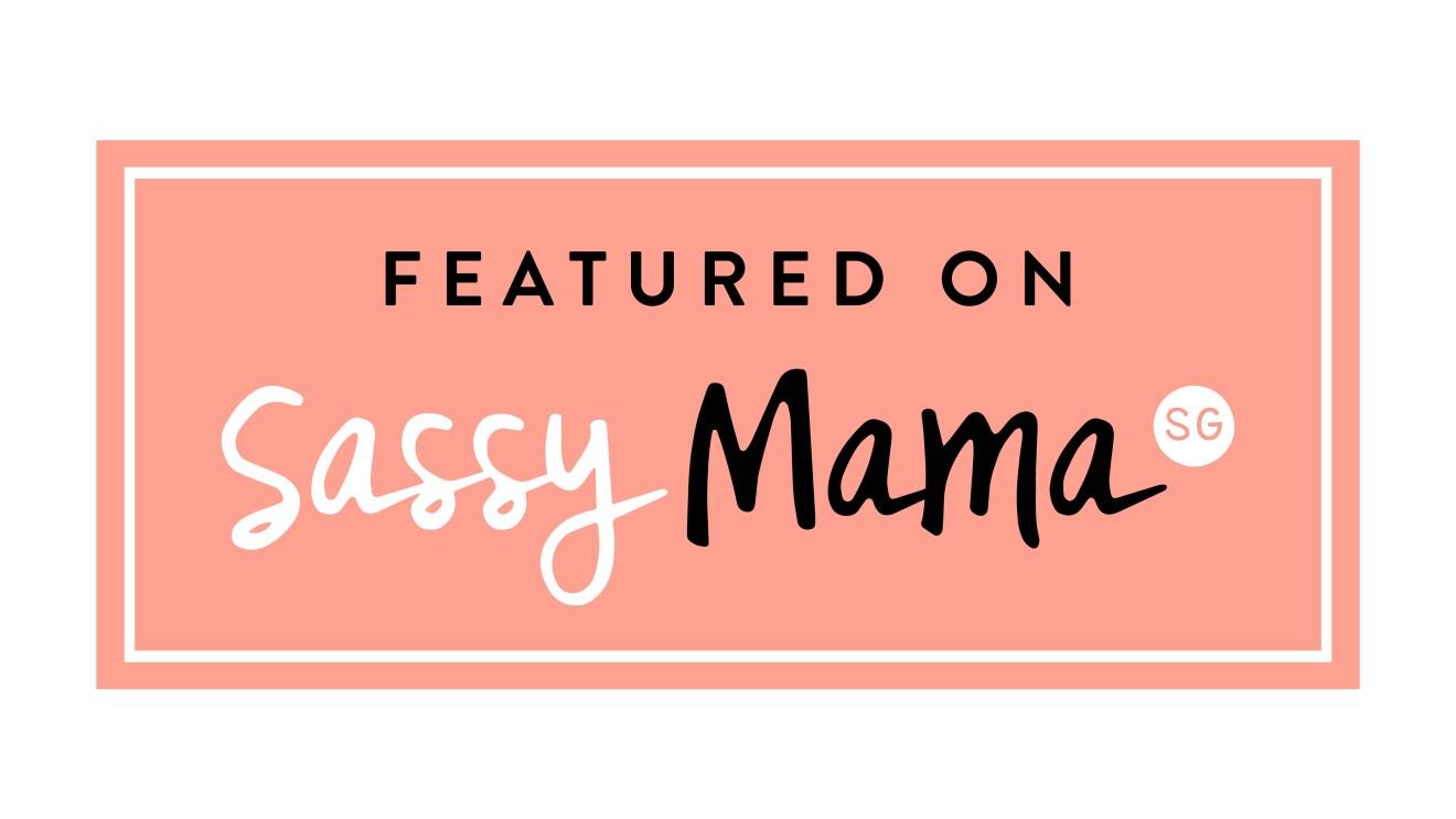 Sassy Mama badge logo