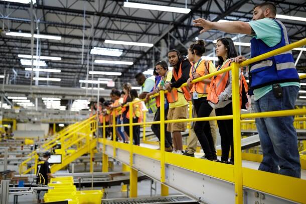 Amazon STEM Camps