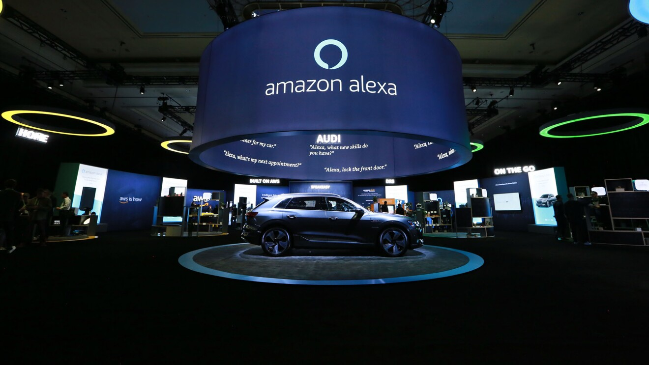 Amazon at CES 2019
