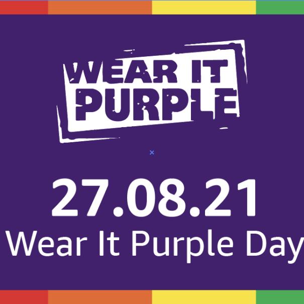 Wear it Purple