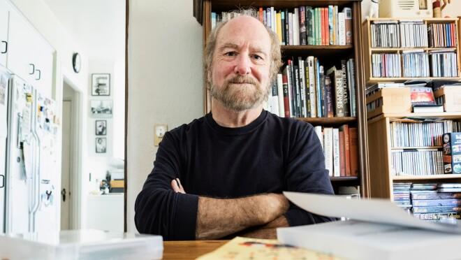 Bob Marts, husband of author Jane Lotter