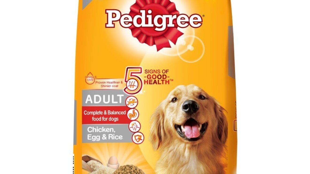 Pedigree Adult Dry Dog Food image