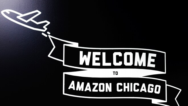 Amazon tech hubs around the U.S.