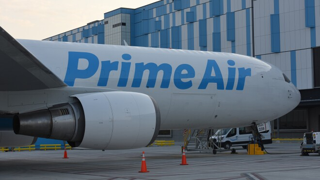 Amazon Prime Air hub