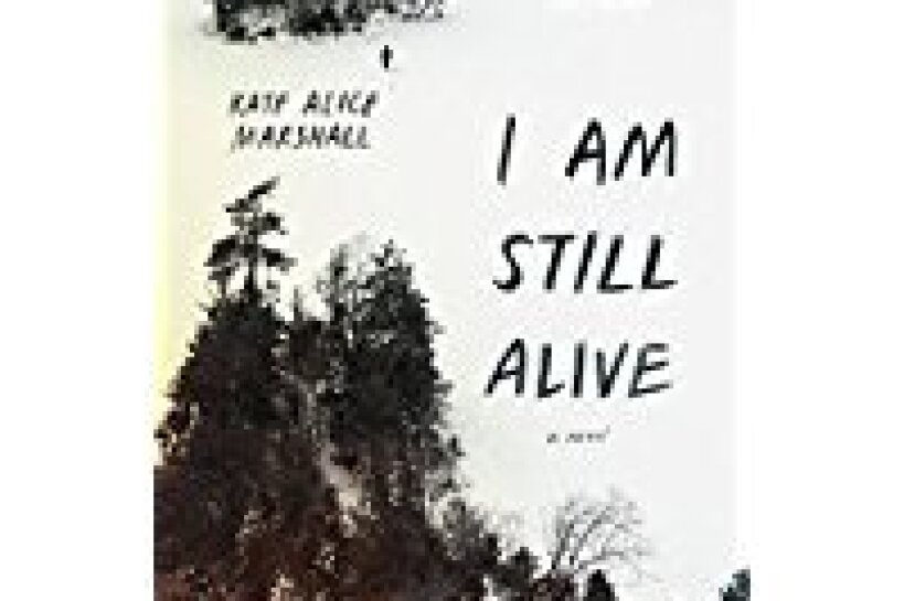 The cover of the book I Am Still Alive