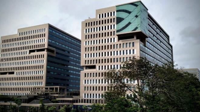 Amazon Chennai Office
