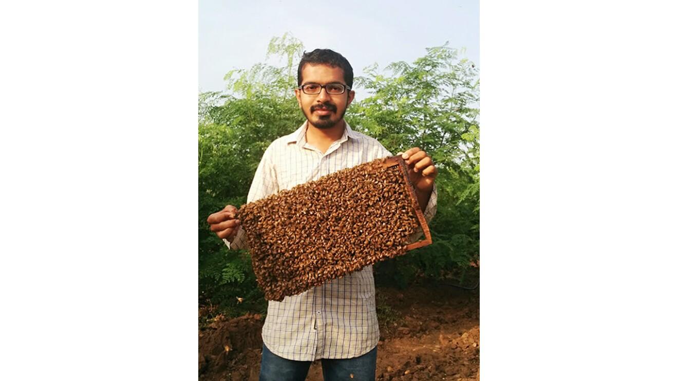 Vimal Vadher, Founder, Indigenous Honey