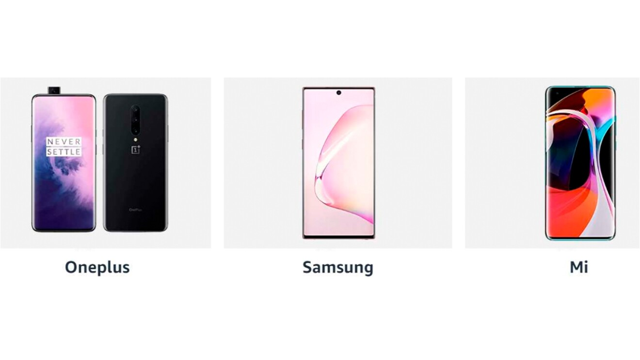 Renewed tech Products