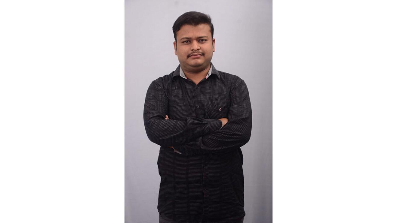 Odisha Handloom seller's image